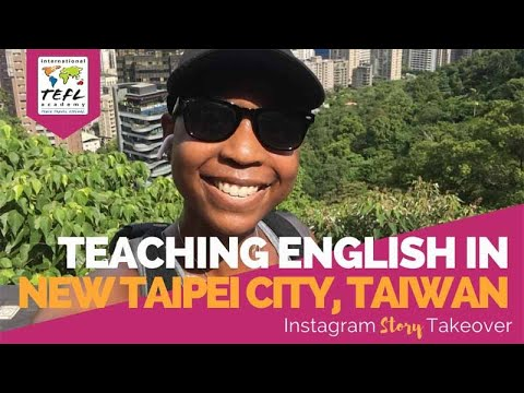 Day in the Life Teaching English in New Taipei City, Taiwan with Sydney Parsons