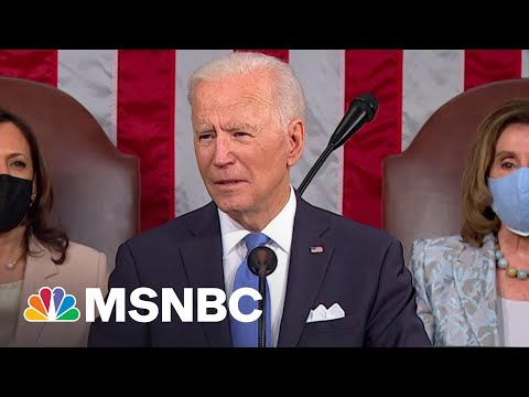 Biden On The Future Of The Country Following The Pandemic, Capitol Riot | MSNBC