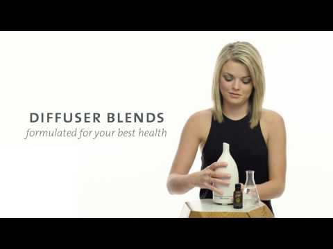 How To Use Diffuser Blends, Formulated For Your Best Health I Canada