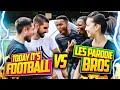 LES PARODIE BROS VS TODAY IT'S FOOTBALL - QUEL DUO EST LE PLUS FORT?