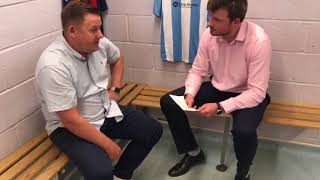 #AskGary | Sitting down with Gary McCann - the new manager of Hampton and Richmond Borough FC