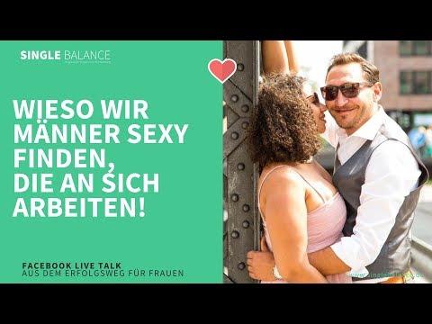 LIVE TALK: Wieso wir Männer sexy finden, die an sich arbeiten?