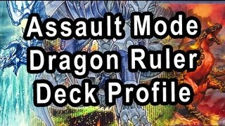 Regina George Assault Mode Rulers  Deck Profile