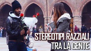 Stereotipi Razziali tra la Gente - Esperimento Sociale - Relative