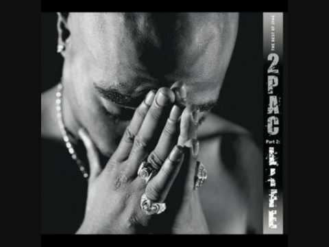 Tupac Shakur (2pac) - can´t c me VIDEO (R.I.P.)
