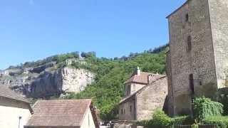 Baumes les Messieurs, Jura, France
