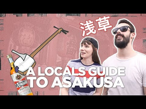 A Locals Guide to Asakusa in Tokyo, Japan [Ft. Tokyo Lens]