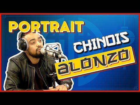 ALONZO FAIT SON PORTRAIT CHINOIS ! (INTERVIEW)