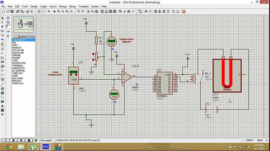 1 room wiring diagram room heater circuitry - youtube room radiator diagram