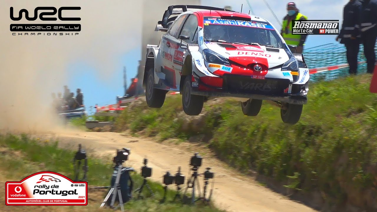 Download Rally Portugal 2021 WRC Car´s Compilation Best Of | Full HD