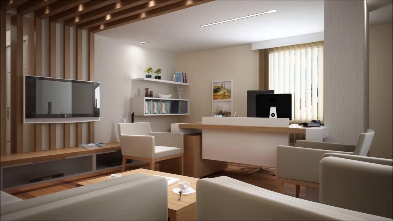 Neat Design Executive Office Desk Interior