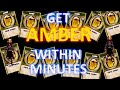 Wizard101  How to get Amber  The Quickest way!  For crafting spells