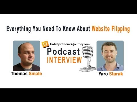Everything You Need to Know About Website Flipping, Interview with Thomas Smale