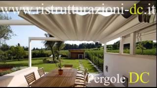 Pergole ferro VISITA IL SITO www.ristrutturazioni-dc.it