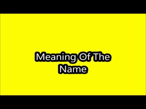 Meaning Of The Name Mia