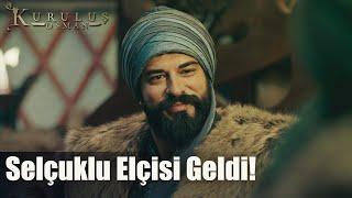 Selçuklu sultanı, Osman Bey'e hilat gönderdi - Kuruluş Osman 57. Bölüm
