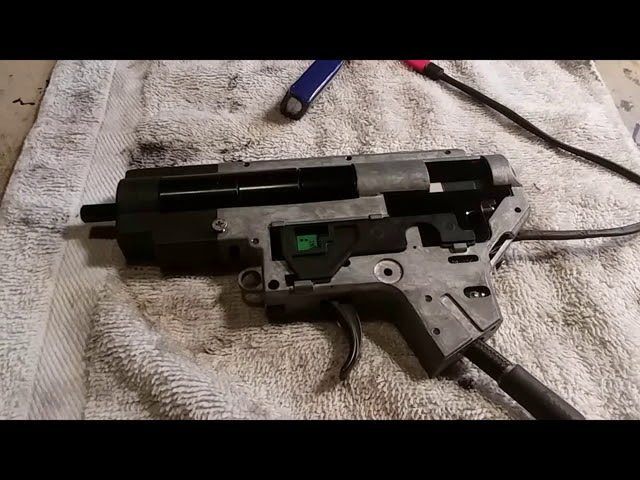 Airsoft 'Fish Gun' Build Project