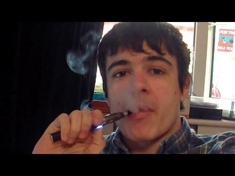eGo-T Electronic Cigarette impressions