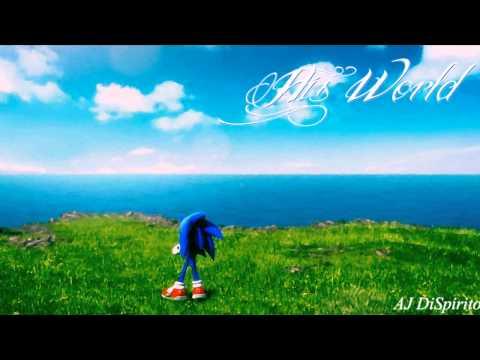 Sonic The Hedgehog - His World Cover - AJ DiSpirito