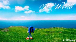 Sonic The Hedgehog - His World Cover
