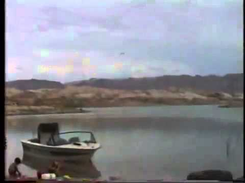 Lake Mead   Echo Bay 1991 Let's Fly A Plane