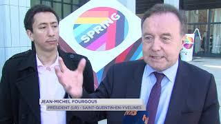 Yvelines | Spring Paris-Saclay : Les acteurs économiques de SQY au rendez-vous de l'innovation