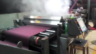 Sweater Knitting Fabrics Dyeing Process in Garments Factory Bangladesh