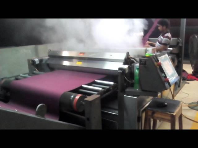 Sweater Knitting Fabrics Dyeing Process in Garments Factory