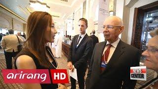 MCY Reports: Discussing the Future in Dubai, World Economic Forum