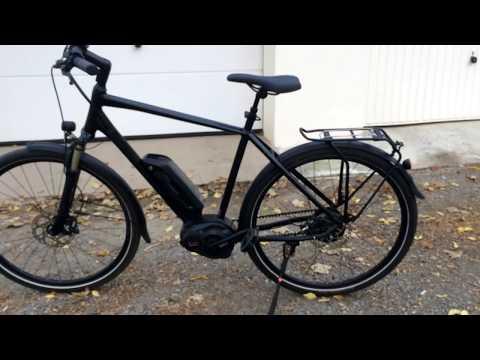 Ghost Andasol Trekking 9 - 28 Zoll - black edition Review e-Bike