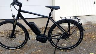 Ghost Andasol Trekking 9 - 28 Zoll - black edition Review e-Bike