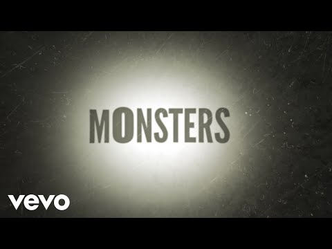 Eric Church - Monsters (Official Lyric Video) Mp3