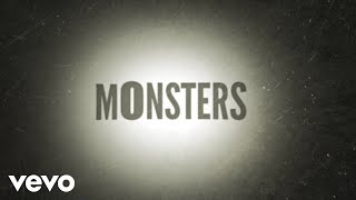 Eric Church - Monsters (Official Lyric Video) YouTube Videos