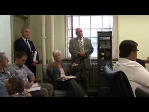 Mayor McGlynn, City Council the controversial Medford, Mass Pay-to-Park video