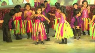03 Welcome song and Wiggle (Nursery)  | 14th Annual Function 28.02.2016