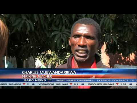 A call for a national stay away in Zimbabwe on Wednesday