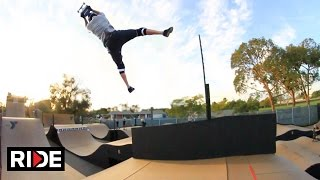 Varialflip Backflips & More - Beaver Fleming The Fly Out King
