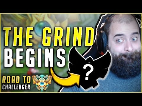 Download Youtube: SEASON 8 CHALLENGER GRIND BEGINS! FIRST GAME OF RANKED SEASON 8 Road To Challenger League of Legends