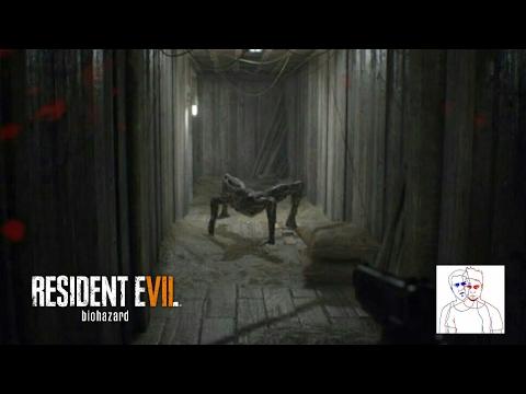 Resident Evil 7 Biohazard Glicht On 4 Legged Molded Youtube