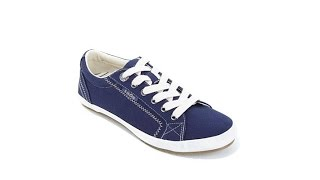 Taos Footwear Star Canvas Sneaker