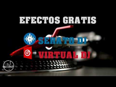 Descargar Efectos Para Serato y Virtual Dj 2019
