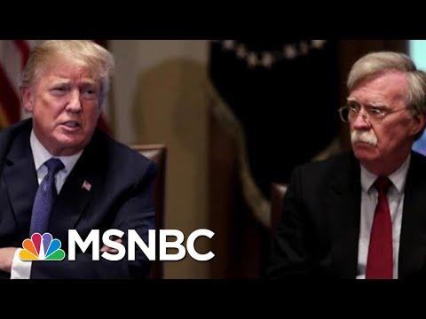 John Bolton Beats War Drums Again In US-Iran Standoff   Hardball   MSNBC