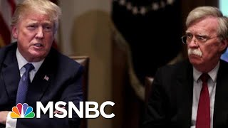 John Bolton Beats War Drums Again In US-Iran Standoff | Hardball | MSNBC