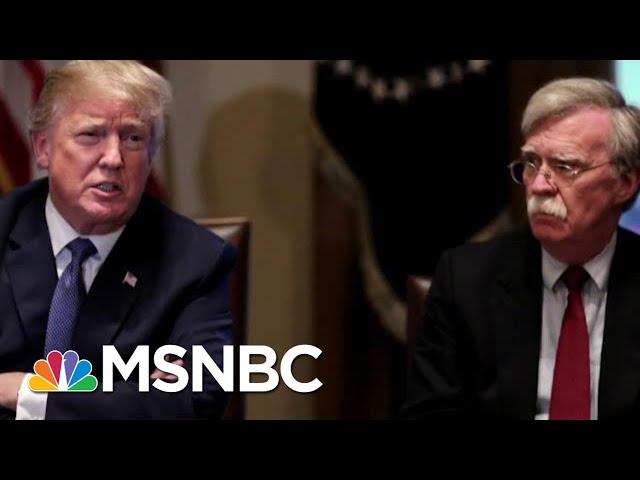 John Bolton Beats War Drums Again In US-Iran Standoff | Hardball | MSNBC