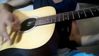 Faded by alan walker acoustic guitar