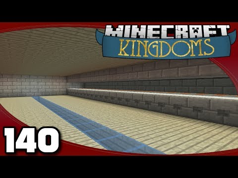 Kingdoms - Ep. 140: Starting the Villager Trading Hall