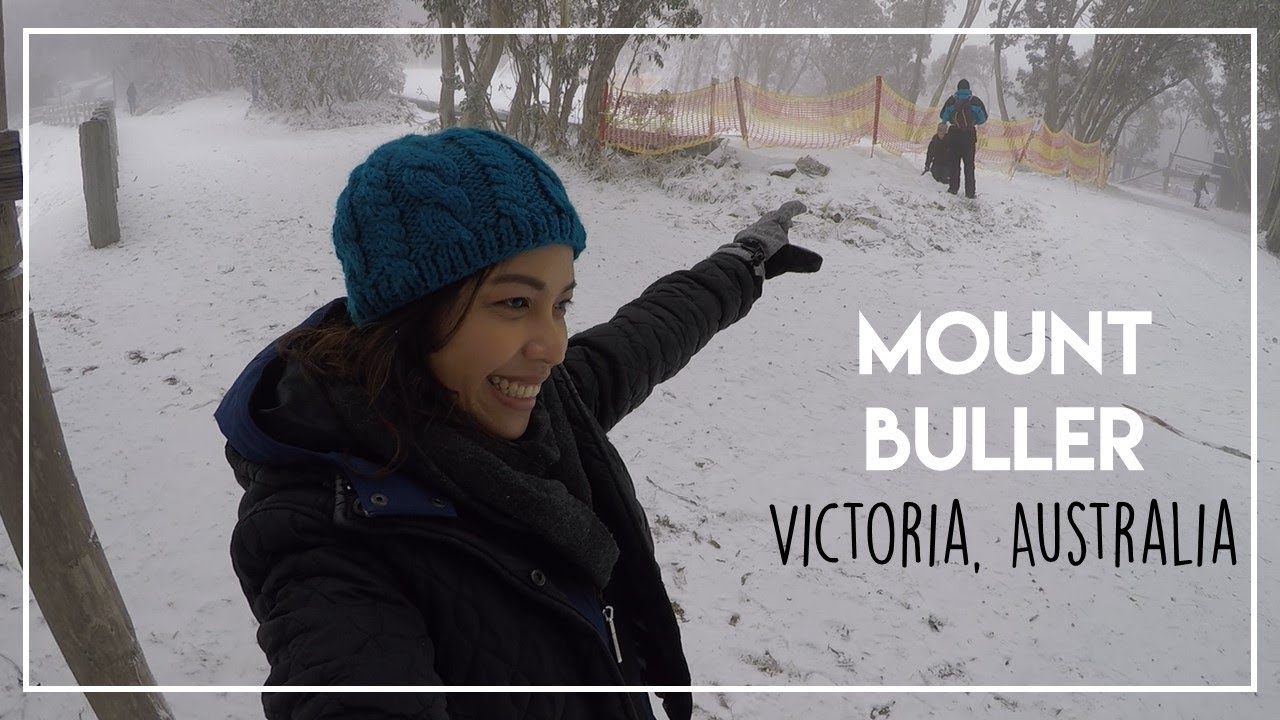 Mt Buller How To Put Snow Chains Vlog A Series Of Super Late