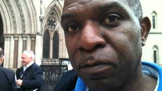 Caul Grant  Interview  UK Justice Protests Exposing Corruption Urgent!!  Make Viral!! 2nd Oct 2013