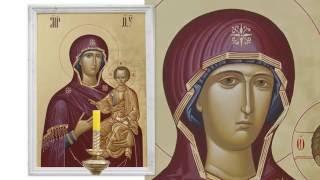 Иконостас Благовещенского собора г.Кохма Ивановской области. 2016г.
