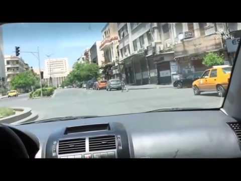09  جولة في شوارع دمشق